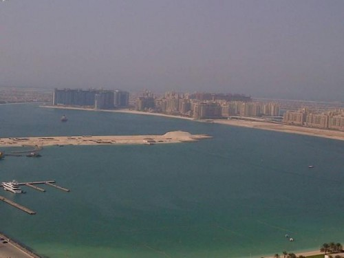 Two Bedroom For Rent In Princess Tower Full Sea View Middle Floor Dubai Marina