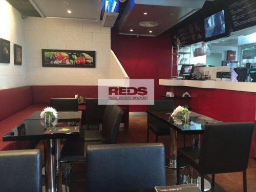 Fuly Fitted Restaurant in Bayswater Business Bay