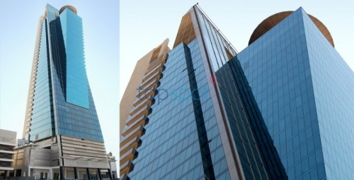 FITTED OFFICE FOR RENT IN PRISM TOWER BUSINESS BAY