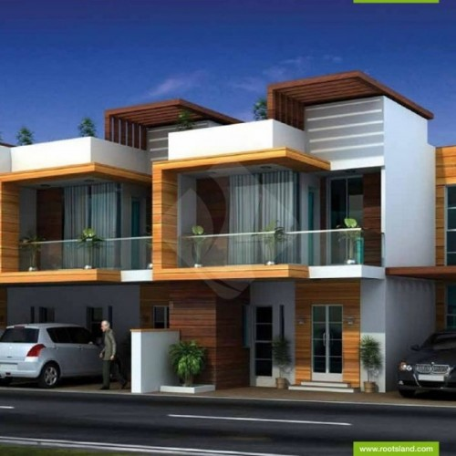 Affordable townhouses in a very attractive location