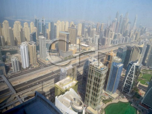 Office Fully fit out, full floor in Almas Tower