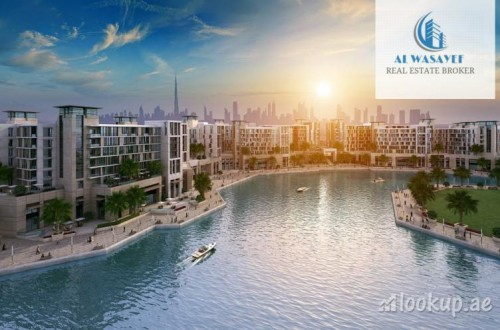 Get your amazing ready to move apartment in the heart of Dubai with a canal view