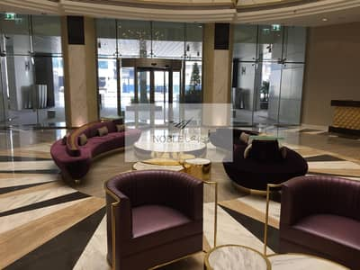 شقة 2 غرفة نوم للبيع في الخليج التجاري، دبي - Fully Furnished | Canal View | Over-looking Sunrise