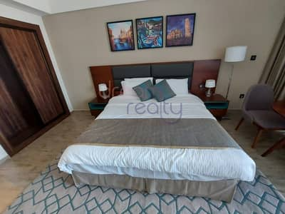 Studio for Rent in Jumeirah Village Circle (JVC), Dubai - PAY 12CHQS / FULLY FURNISHED STUDIO/ SPACIOUS LAYOUT