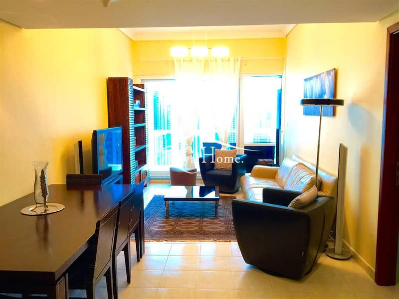 2 EXCLUSIVE 1 BR Apartment in Lake Terrace Tower JLT