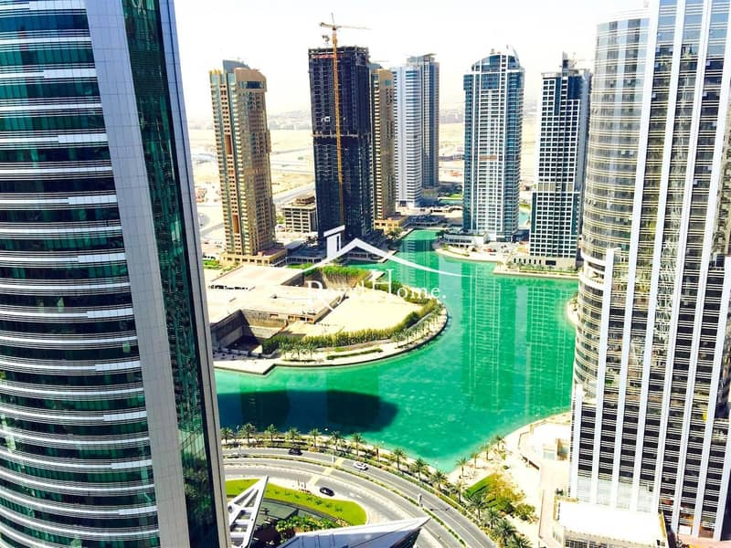 10 EXCLUSIVE 1 BR Apartment in Lake Terrace Tower JLT