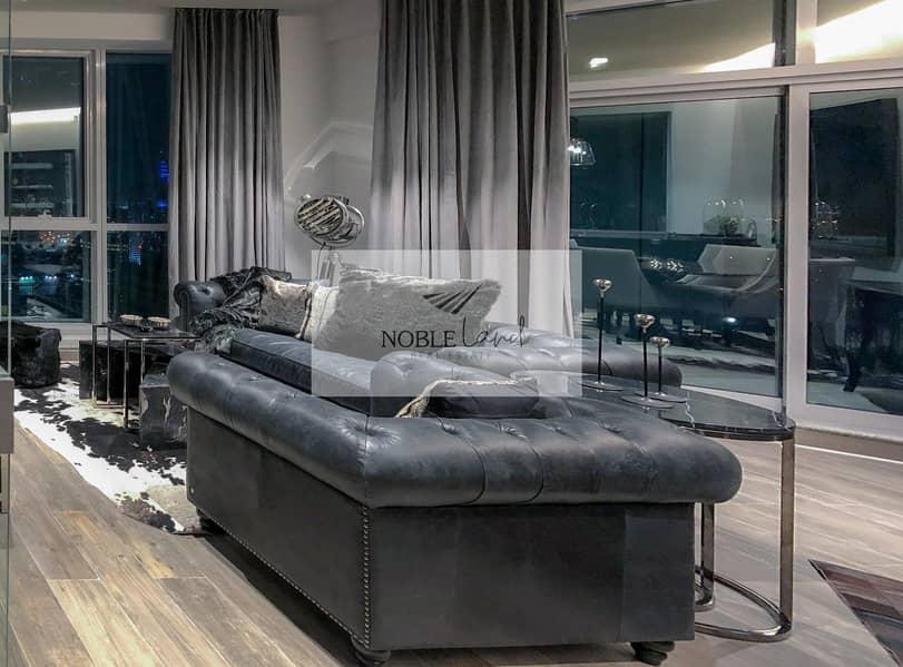 2 Furnished | Luxury | Masculine Vibe