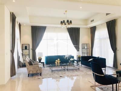 Fabulous Brand New | 5 Br + MR Villa In Al Furjan| Vacant