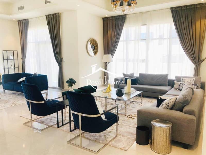 2 Fabulous Brand New | 5 Br + MR Villa In Al Furjan| Vacant