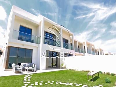 2 Bedroom Townhouse for Rent in Yas Island, Abu Dhabi - Brand New Upcoming Single Row 2BR with Study