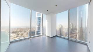 شقة في برج رولكس شارع الشيخ زايد 3 غرف 120000 درهم - 4941674