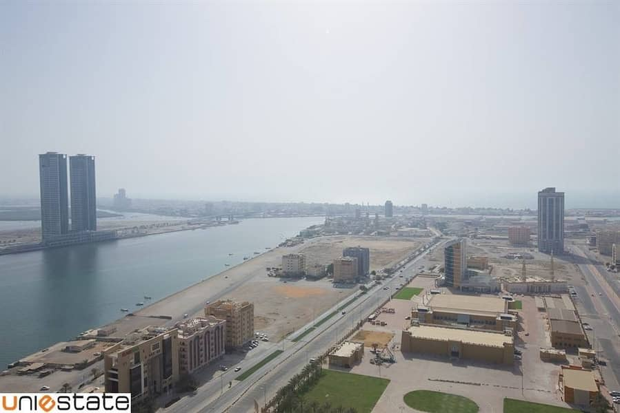 2 Amazing studio in RAK Tower, FREE maintenance, Monthly payment