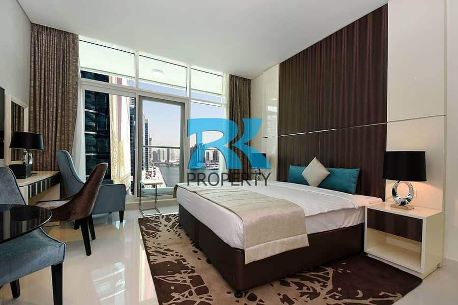 1 Furnished Hotel Apartment