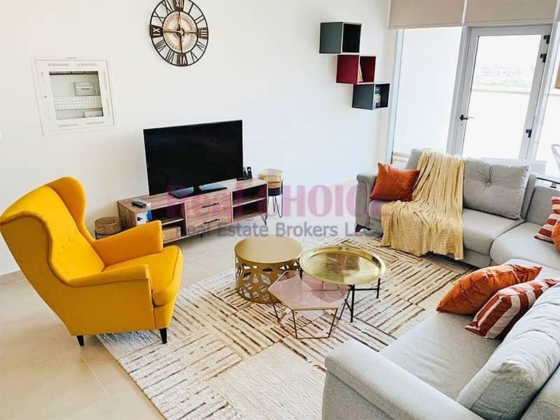2 1BR Spacious Apartment| Brand New | Near Metro