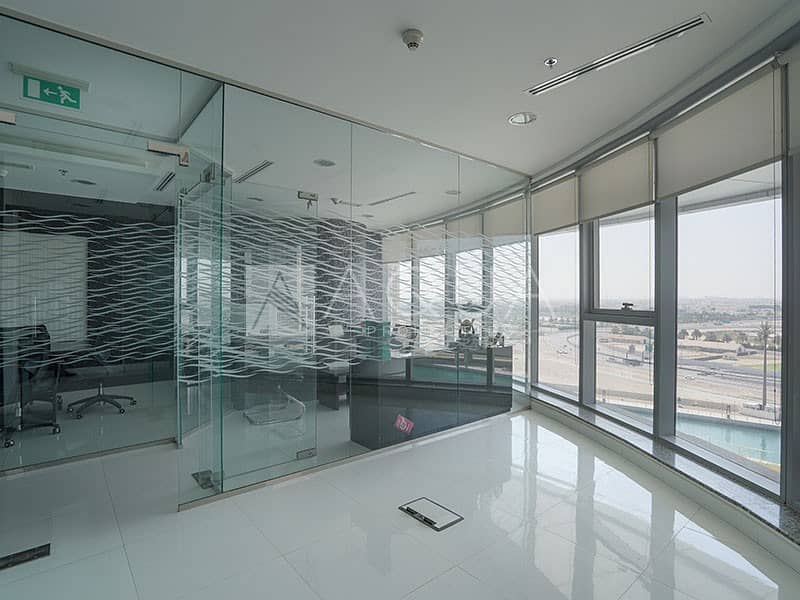 Fitted Office | Lake View | Citadel Tower