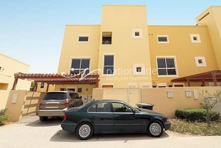 تاون هاوس 4 غرف نوم للبيع في حدائق الراحة، أبوظبي - A Practical Townhouse In A Dream Location