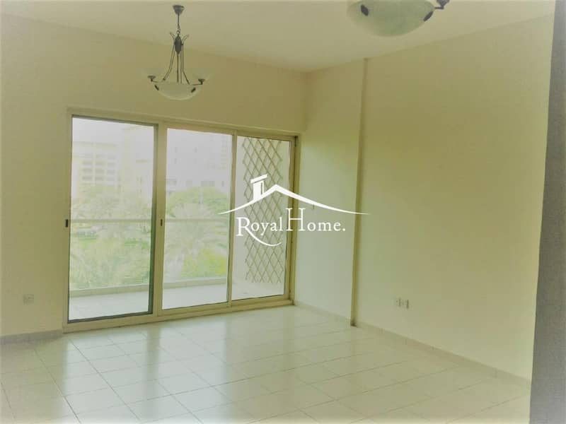 1BR | Unfurnished unit | Vacant by December |
