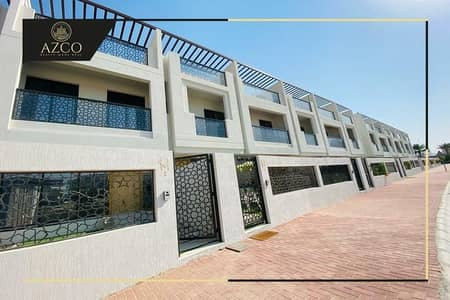 3 Bedroom Villa for Rent in Jumeirah Village Circle (JVC), Dubai - Most Luxurious Specious 3BR-TH  Get the Keys Today