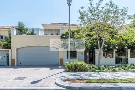 3 Bedroom Villa for Sale in Jumeirah Park, Dubai - Single Row  | Close to New Clubhouse and Kids Park