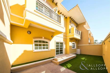 3 Bedroom Villa for Rent in Dubai Sports City, Dubai - 3 Bedroom | Gallery Villa | Available Now