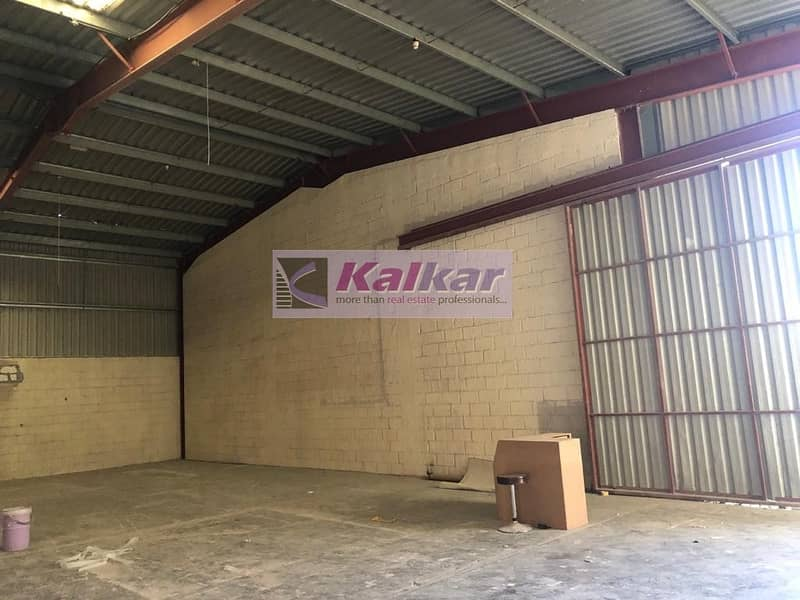 !! COMMERCIAL WAREHOUSE 2350 SQFT AED: 75