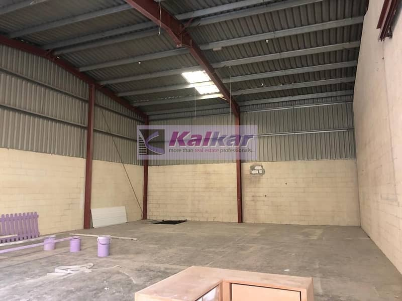 2 !! COMMERCIAL WAREHOUSE 2350 SQFT AED: 75