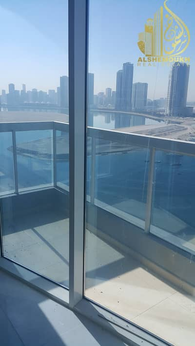 1 bed room  Sea view and excellent location in a quiet    tower