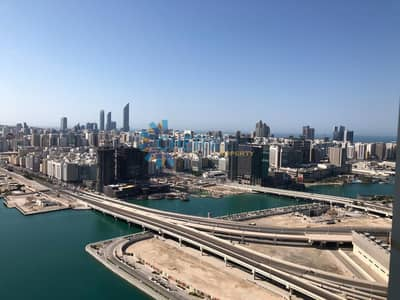 3 Bedroom Flat for Sale in Al Reem Island, Abu Dhabi - Canal View   Fully Furnished   Luxurious Apartment   Vacant