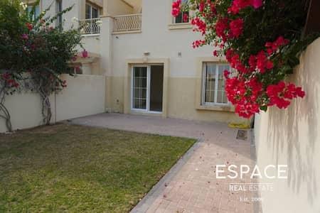 2 Bedroom Villa for Rent in The Springs, Dubai - Type 4M | Springs 4 | Single Row