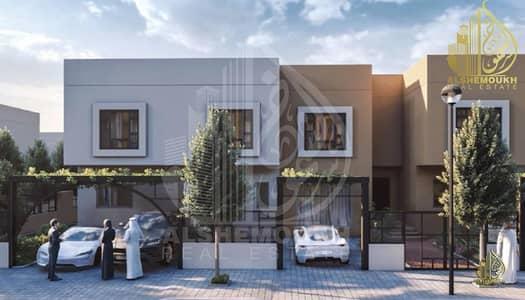 فیلا 4 غرف نوم للبيع في مويلح، الشارقة - the first sustainable project in sharjah