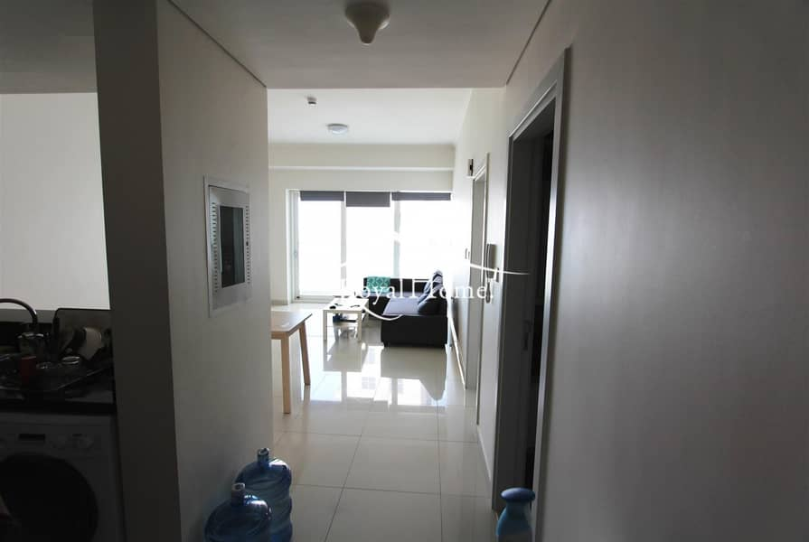 2 AC free | Furnished 1BR | Palm View | High Floor