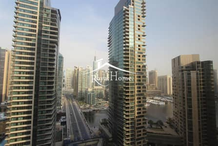 2BR Unfurnished | Middle Floor | Marina View