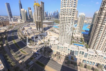 3 Bedroom Flat for Rent in Downtown Dubai, Dubai - Luxury Living | Amazing View | High Floor