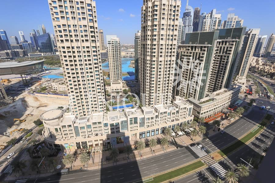 2 Luxury Living | Amazing View | High Floor