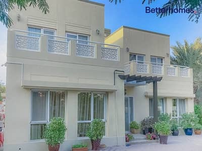 فیلا 4 غرف نوم للايجار في السهول، دبي - Upgraded | Landscaped Garden | Close to Pool |
