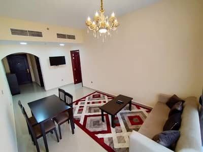 1 Bedroom Apartment for Rent in Al Warqaa, Dubai - FULLY FURNISHED ONE BEDROOM 4000 PER MONTH IN AL WARQAA 1