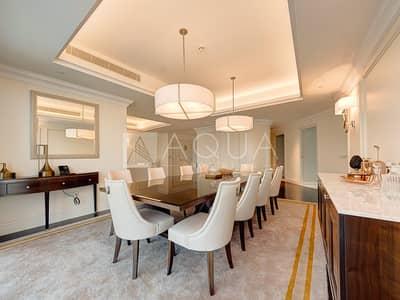 بنتهاوس 4 غرف نوم للايجار في وسط مدينة دبي، دبي - Penthouse | Luxury furnished | All inclusive