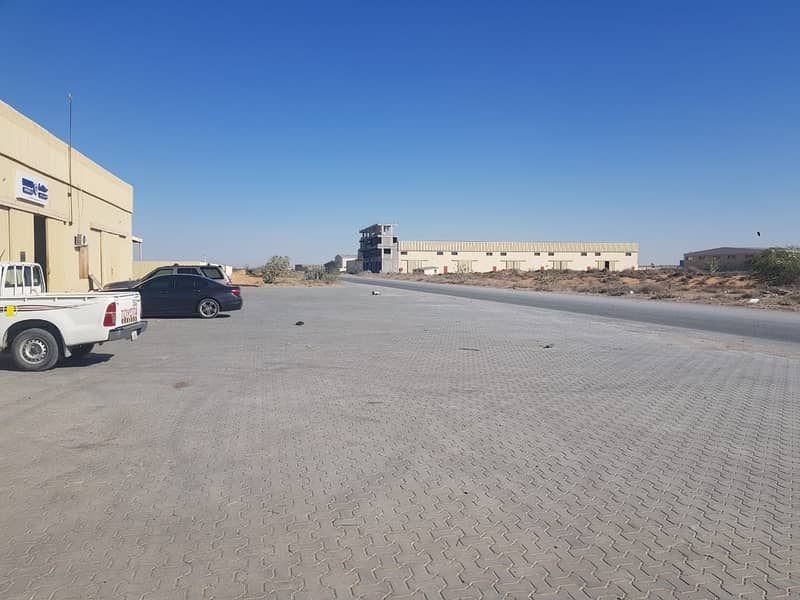 LIMITED OFFER 28245 sq ft Industrial land with Title Deed  in Emirates Modern Industrial  Umm Thuob Umm Al Quain