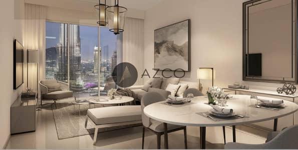 فیلا 3 غرف نوم للبيع في وسط مدينة دبي، دبي - EXQUISITE DESIGN 3BR VILLA| BURJ FOUNTAIN VIEW I 03 YRS PAYMENT PLAN
