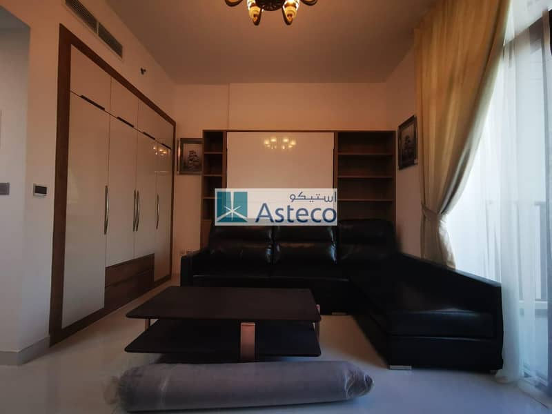 Brand New and Fully Furnished Studio For Rent