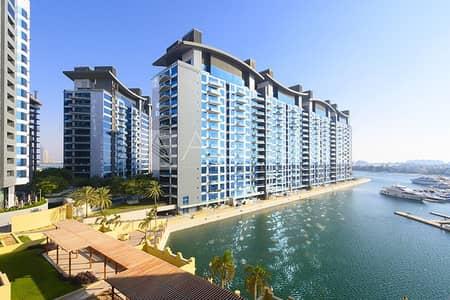 2 Bedroom Apartment for Sale in Palm Jumeirah, Dubai - Rented until Nov | Mid floor | Sea view