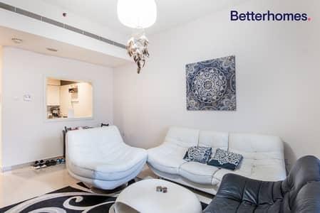 فلیٹ 1 غرفة نوم للايجار في قرية جميرا الدائرية، دبي - Lower Floor   Balcony   Unfurnished   Vacant Now