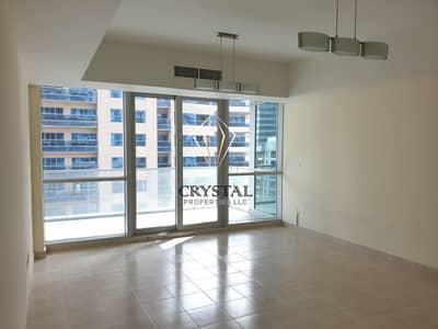 فلیٹ 2 غرفة نوم للايجار في دبي مارينا، دبي - Lovely 2 BR Apt | Balcony | The Waves A