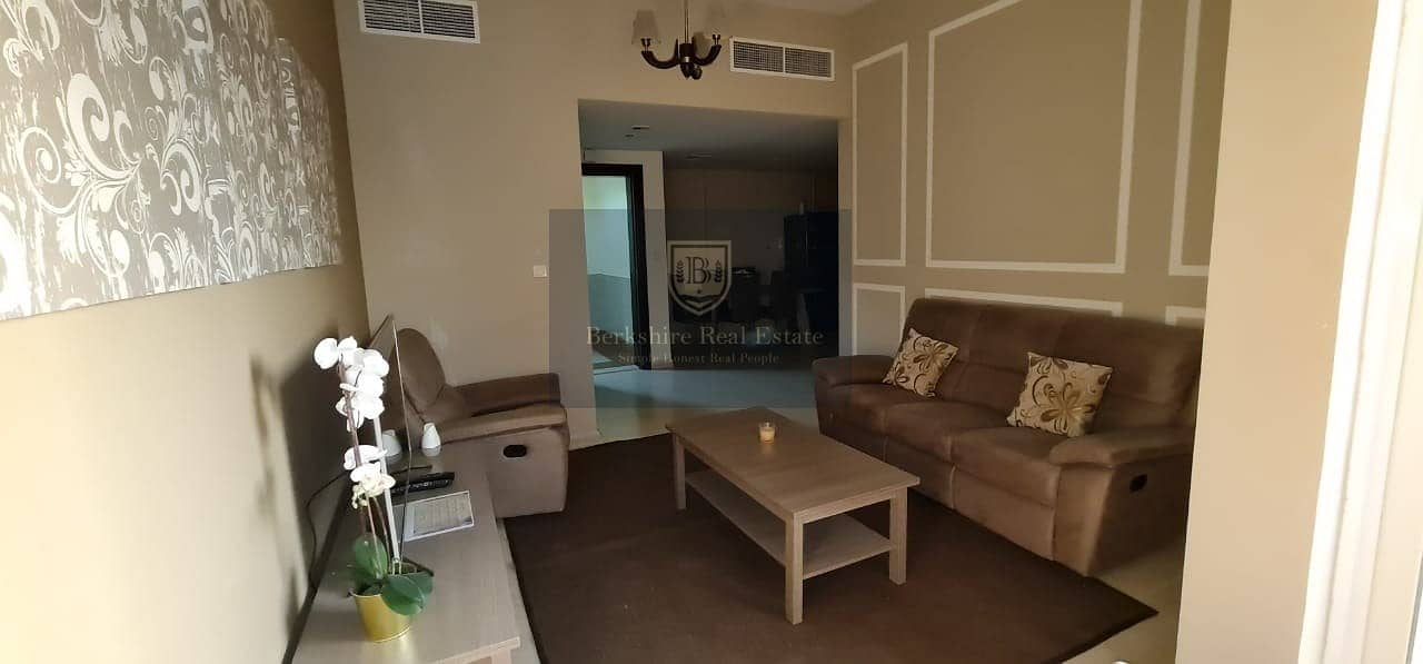 2 Fully Furnished |Beautiful 2 BHK |Silicon Oasis