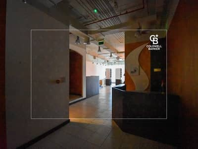 Fully Fitted Office with Partition | Jumeirah