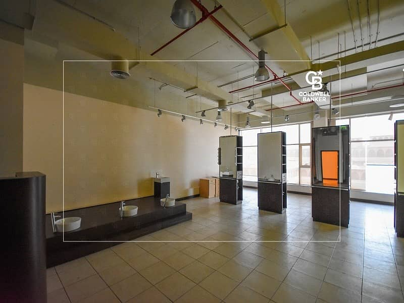 2 Fully Fitted Office with Partition | Jumeirah