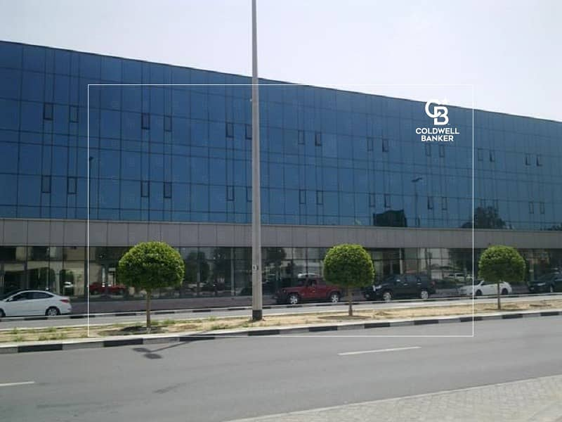 12 Fully Fitted Office with Partition | Jumeirah