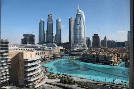 2 Bedroom Apartment for Rent in Downtown Dubai, Dubai - Fountain View | 2Bedroom | Furnished