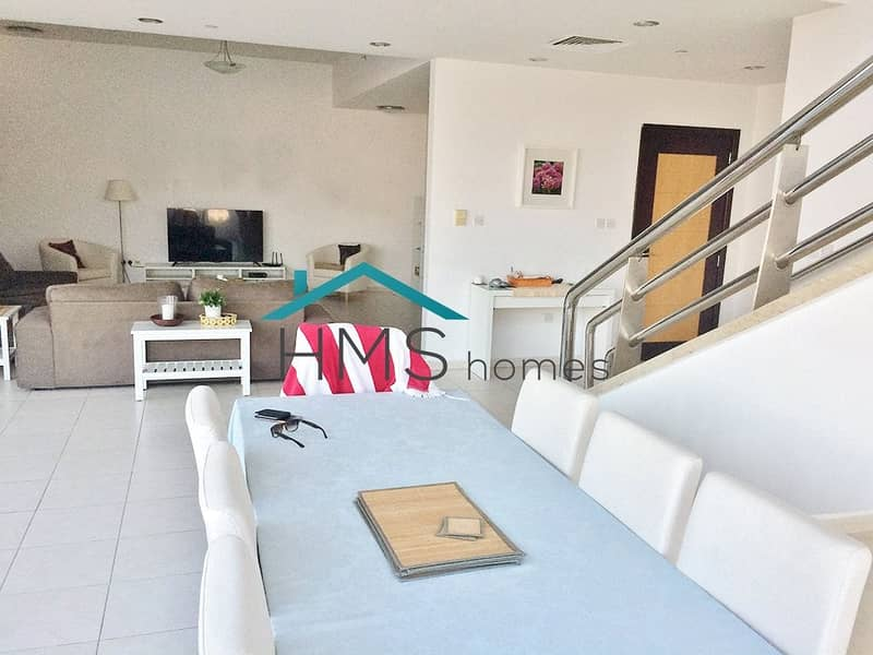 2 Duplex Penthouse - 4 Double Bedrooms + Maid's - 1st of Feb