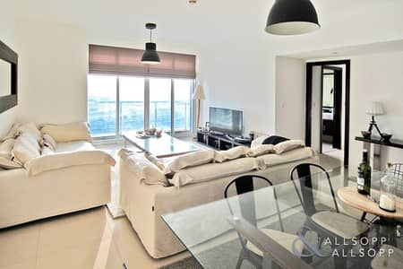 1 Bedroom Apartment for Rent in Jumeirah Lake Towers (JLT), Dubai - 1 Bedroom | Balcony | Access to Pool + Gym